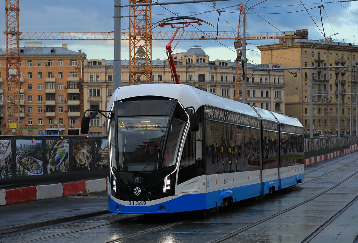 Москва. 71-931М Витязь-М №31362