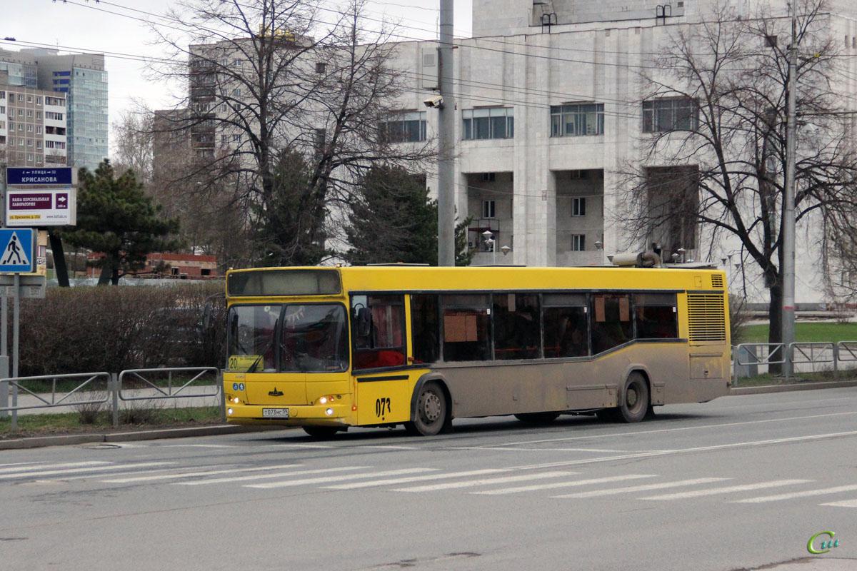 Пермь. МАЗ-103.476 т073мс