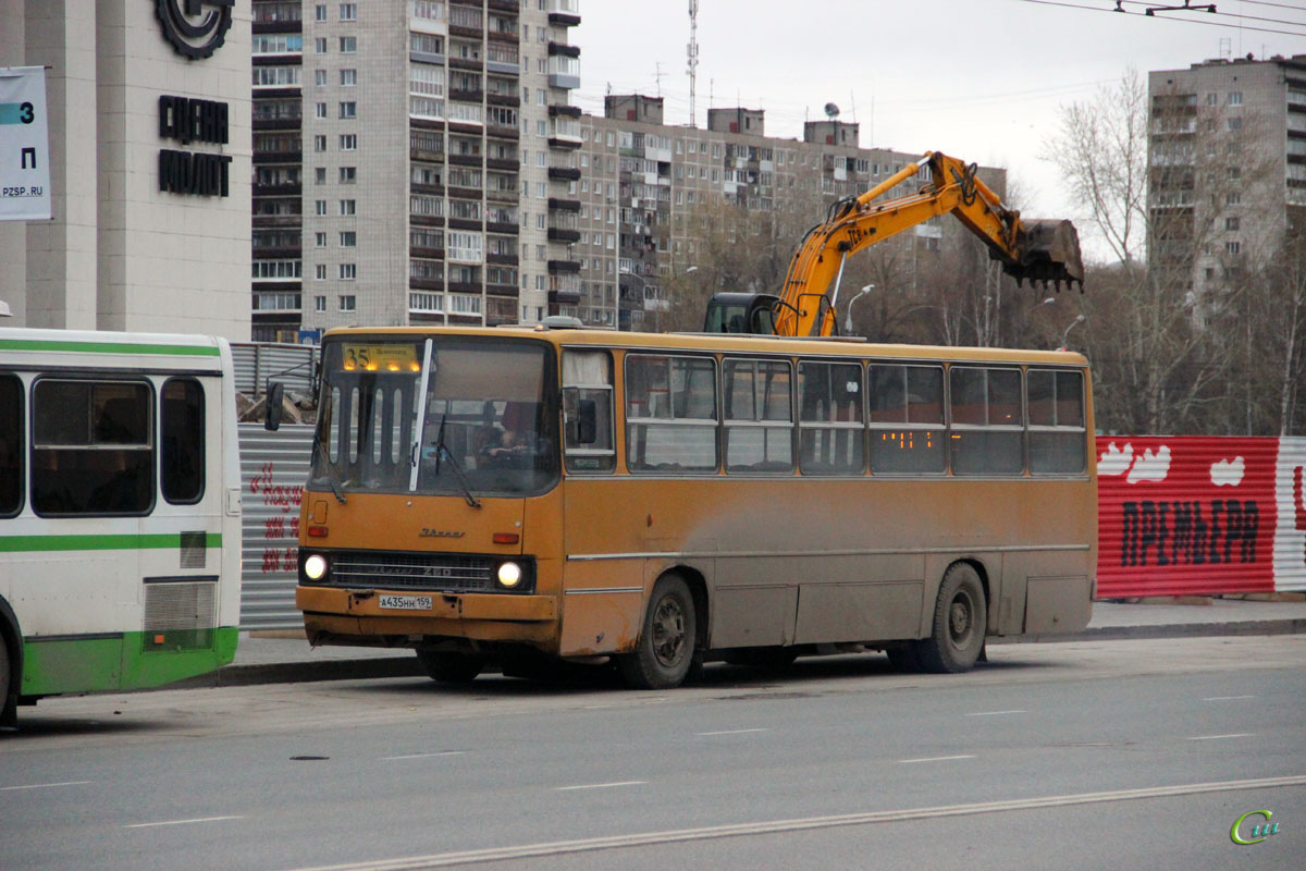 Пермь. Ikarus 260.50 а435нн