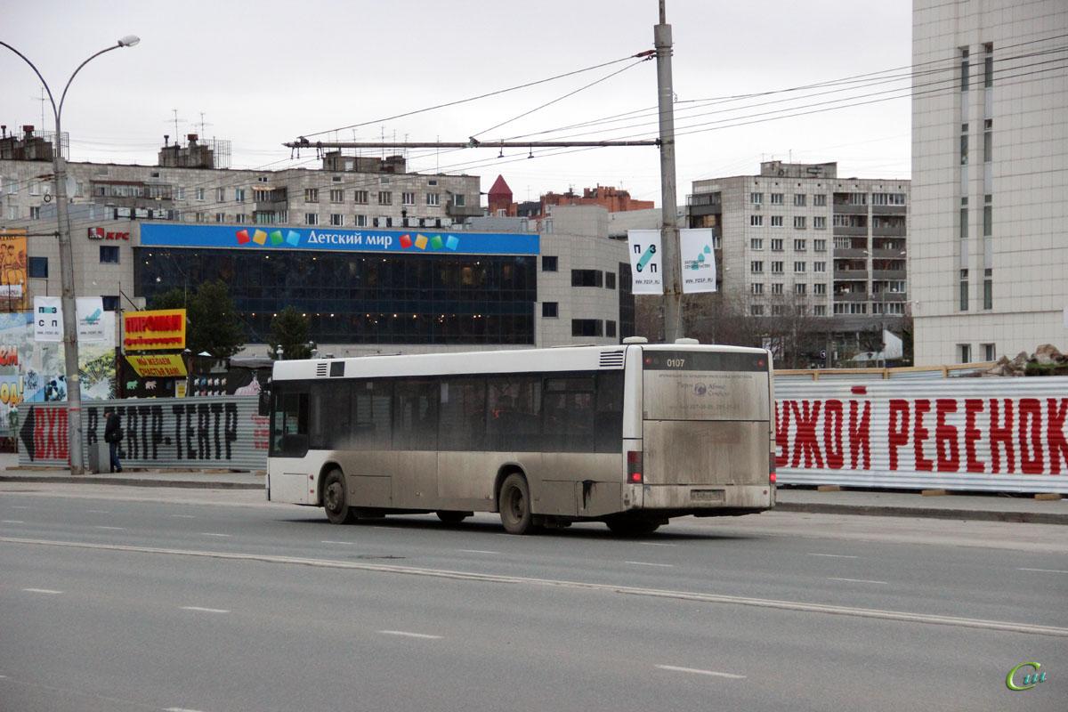 Пермь. MAN A21 NL263 а148аа