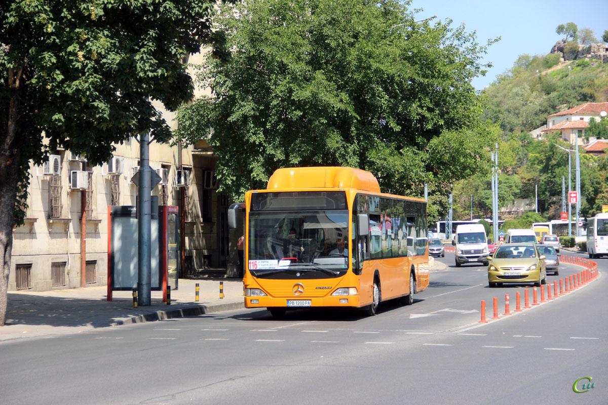 Пловдив. Mercedes-Benz O530 Citaro CNG PB 1200 PA
