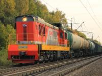 Подольск (Россия). ЧМЭ3э-6227