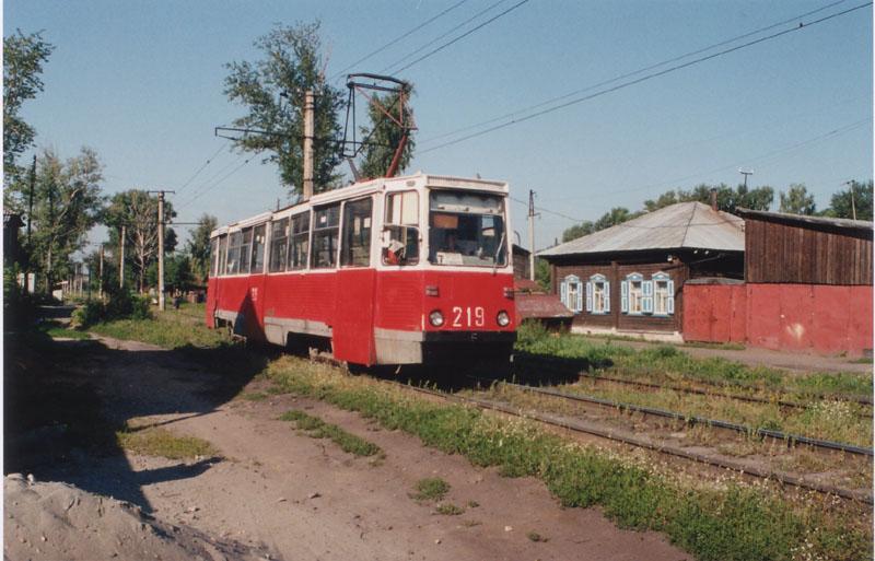 Бийск. 71-605 (КТМ-5) №219