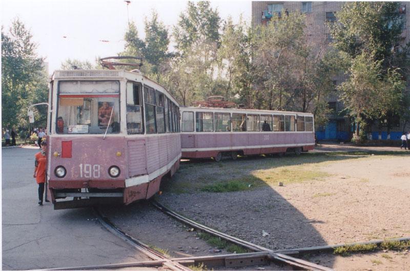 Бийск. 71-605 (КТМ-5) №198, 71-605 (КТМ-5) №200