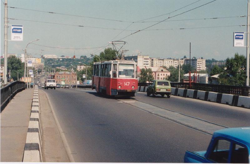 Бийск. 71-605 (КТМ-5) №147