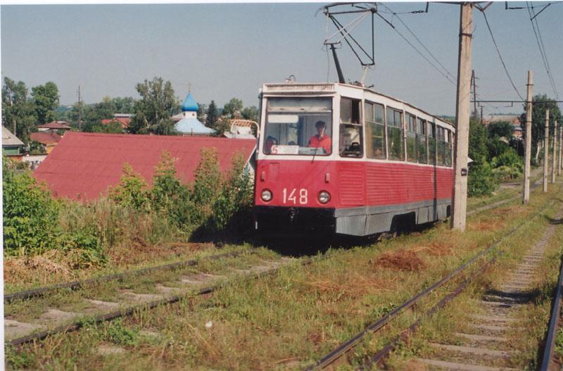 Бийск. 71-605 (КТМ-5) №148