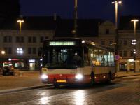 Пльзень. Renault Agora S/Karosa Citybus 12M PMT 08-43