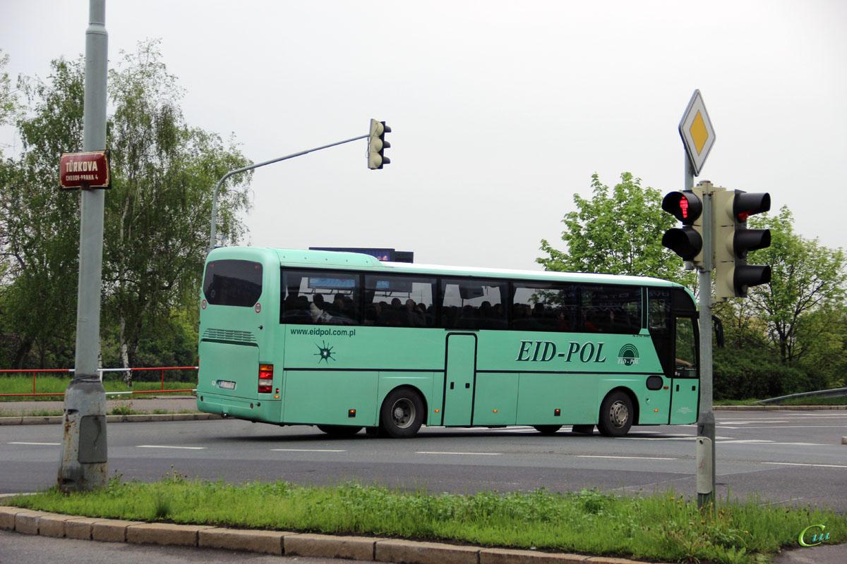 Прага. Neoplan N316SHD Euroliner GD 7778N