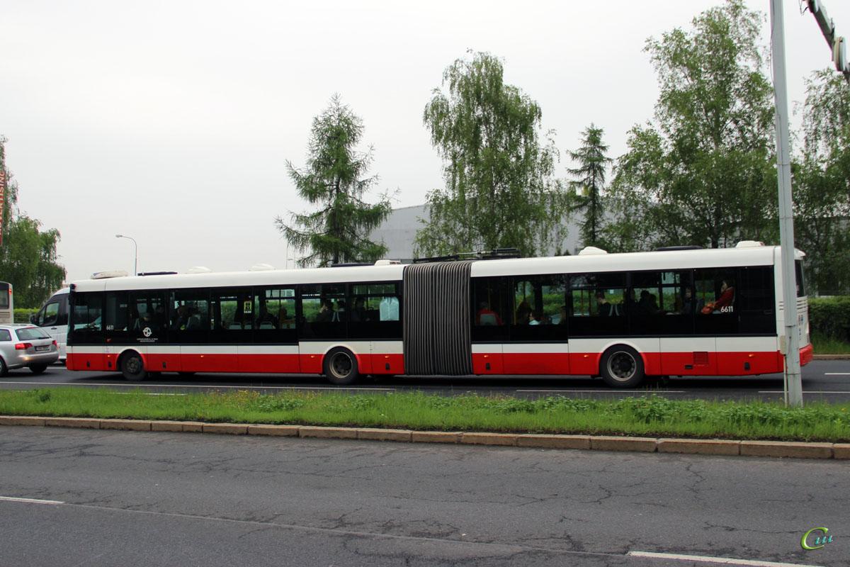 Прага. SOR NB 18 1AK 3785