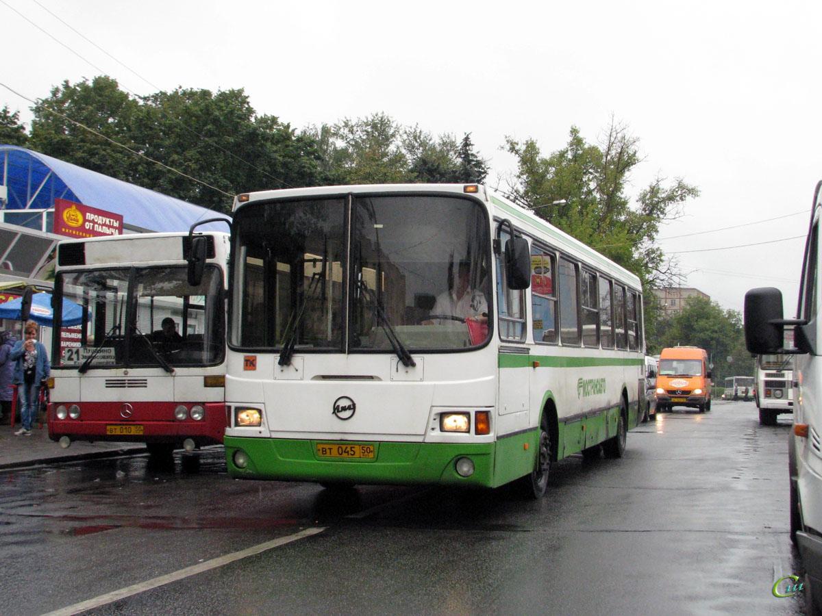 Пушкино. ЛиАЗ-5256.25 вт045