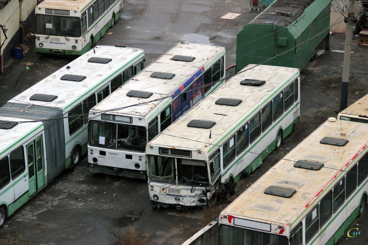 Москва. ЛиАЗ-5256.25 ву663, ЛиАЗ-5256.25 ву671