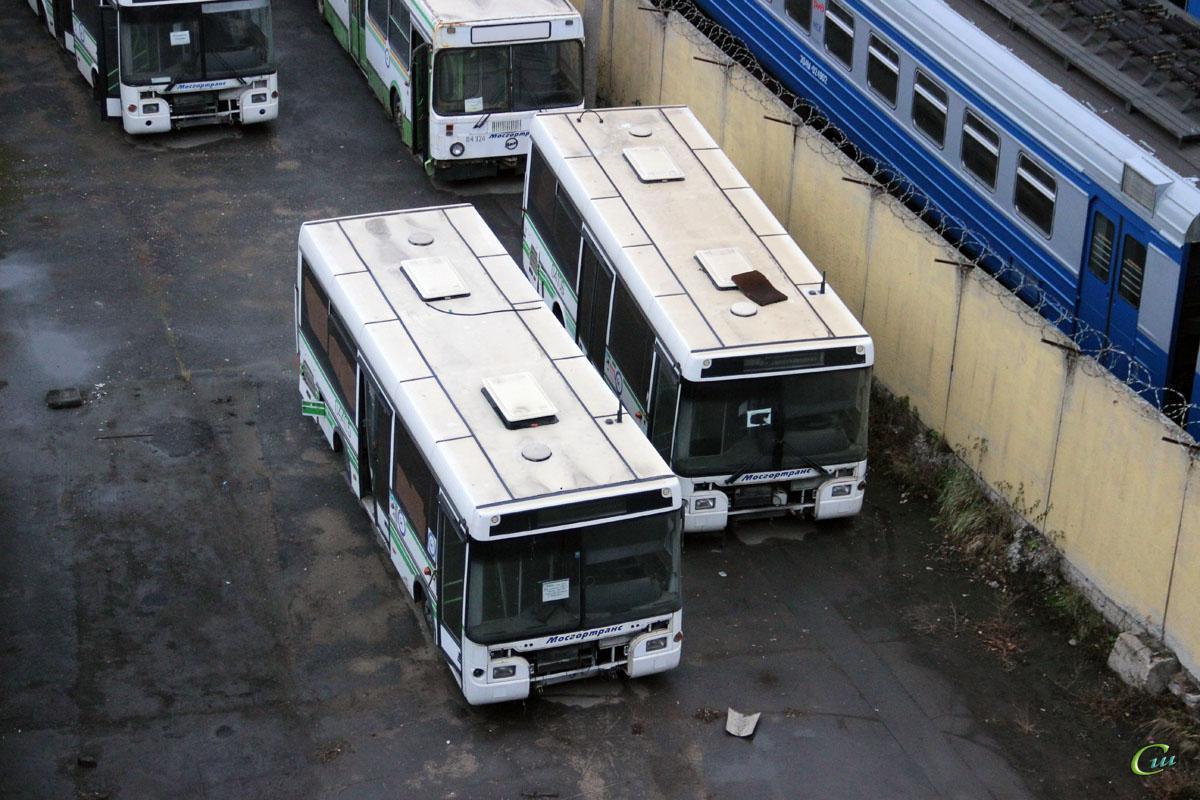 Москва. ПАЗ-3237-01 (32370A) вс429, ПАЗ-3237-01 (32370A) вм600