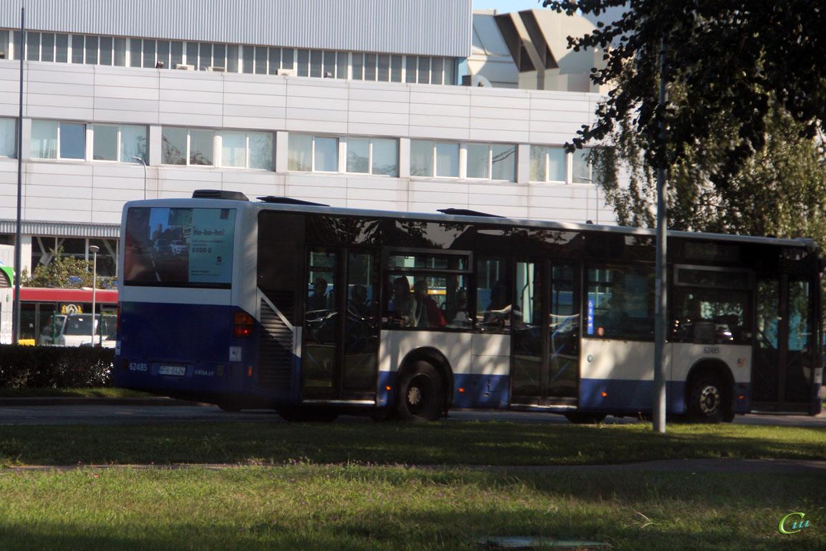 Рига. Mercedes-Benz O530 Citaro FH-6424