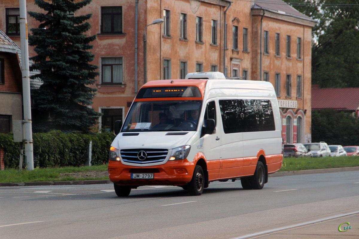 Рига. Universāls (Mercedes-Benz Sprinter 513CDI) JM-2797
