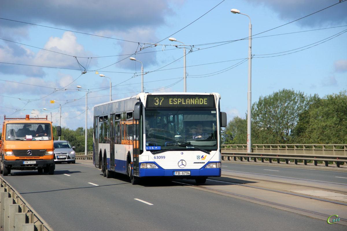 Рига. Mercedes-Benz O530 Citaro L FB-6794