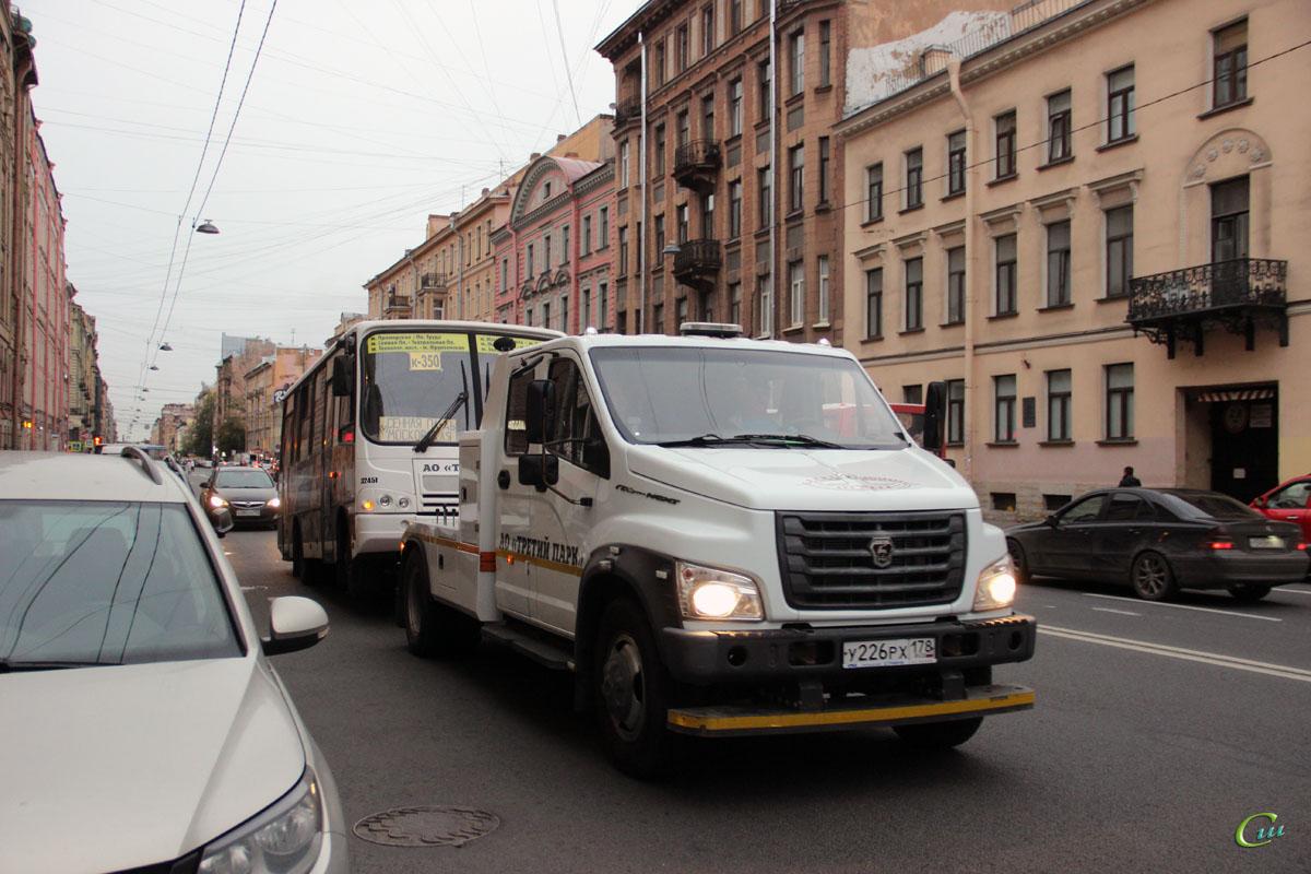 Санкт-Петербург. ПАЗ-320402-05 у451са