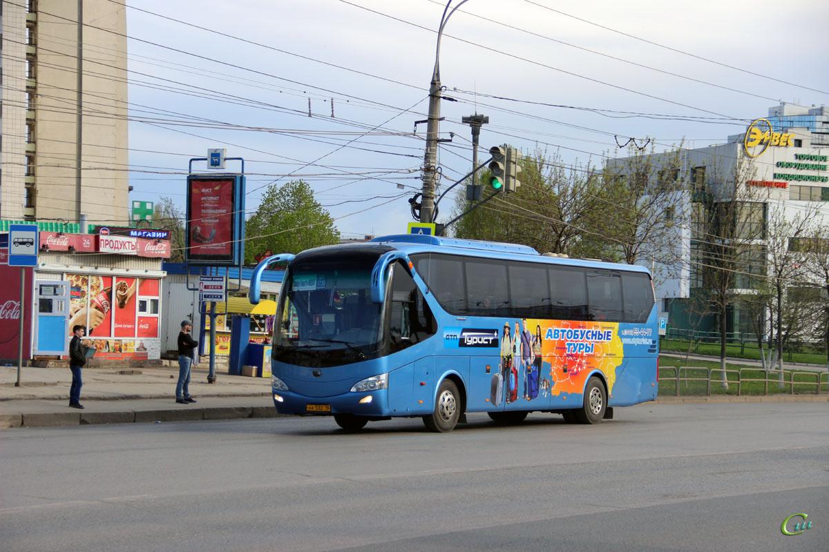 Самара. Yutong ZK6129H на532
