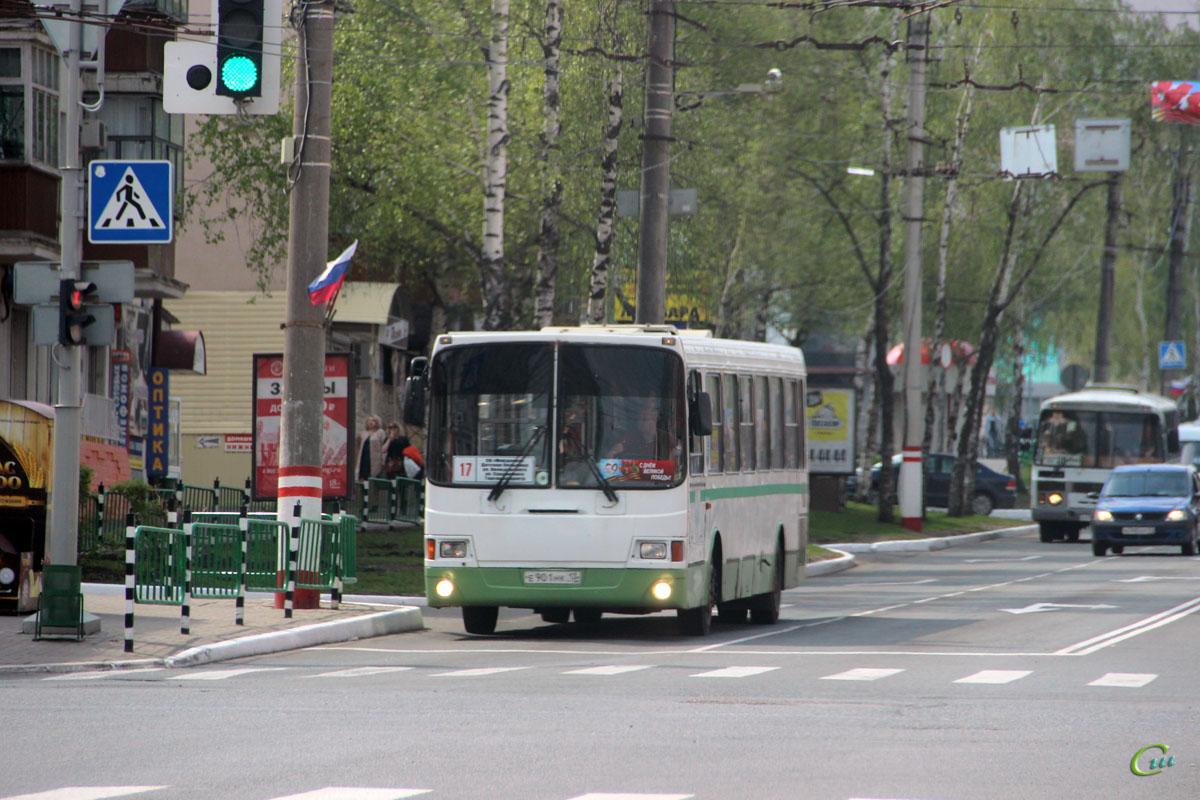 Саранск. ЛиАЗ-5256.25 е901нк