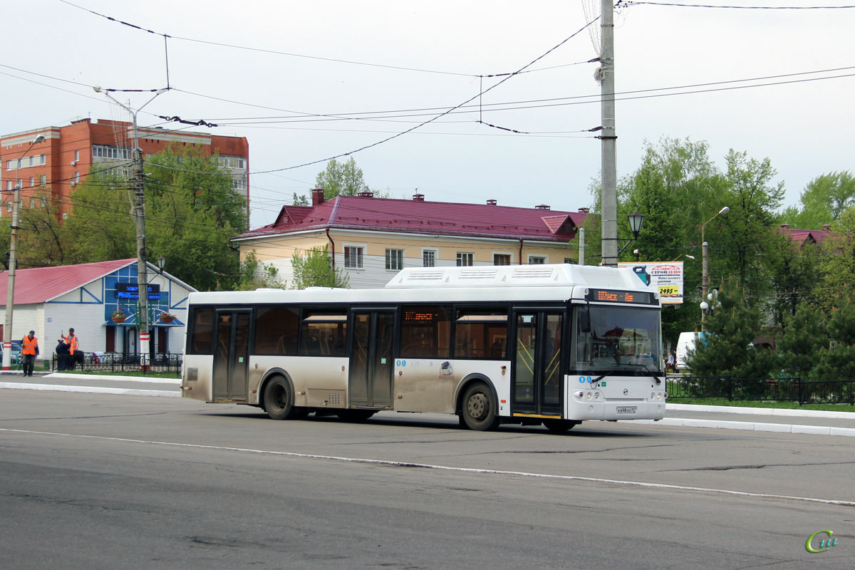 Саранск. ЛиАЗ-5292.67 к698оо