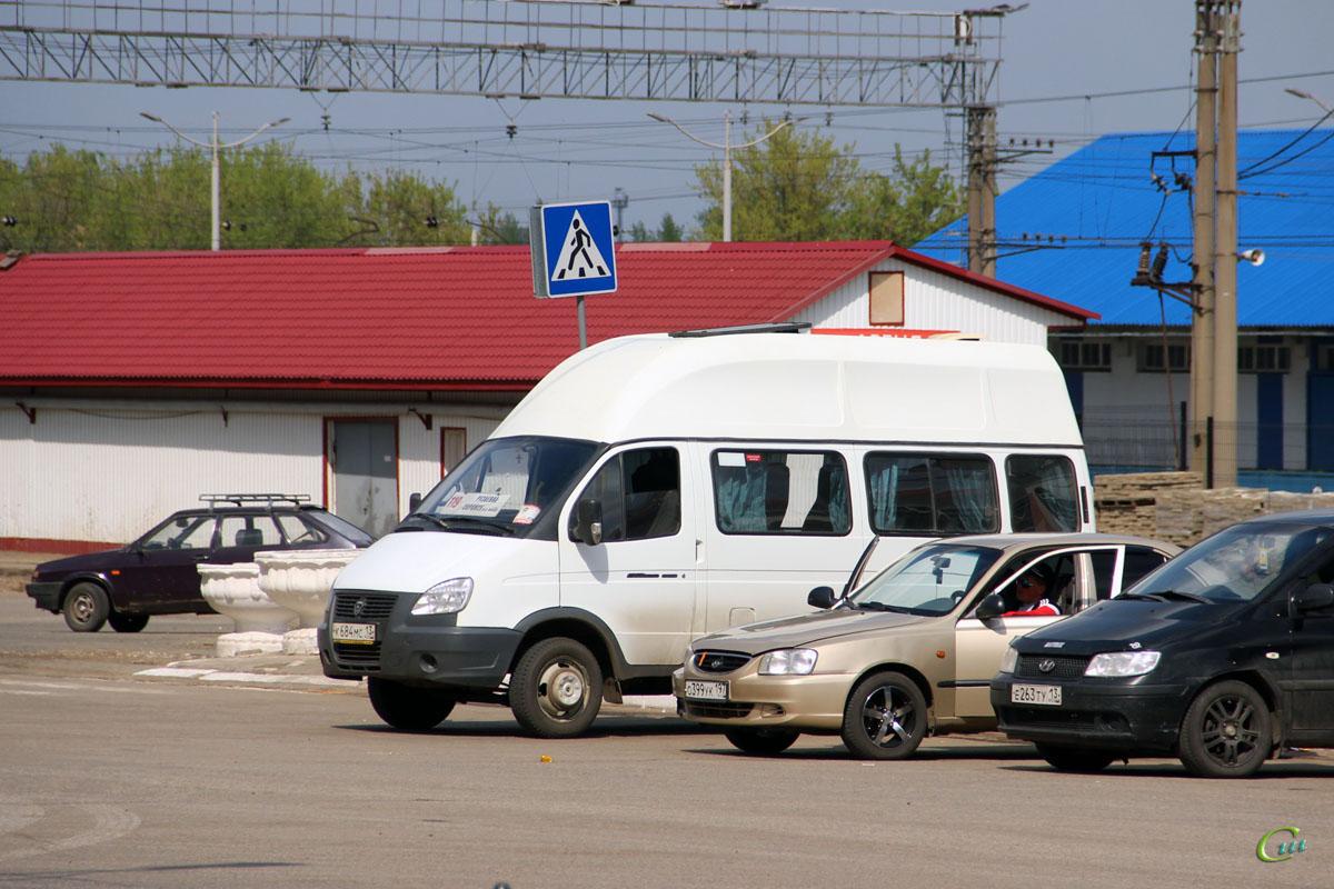 Саранск. Луидор-2250 к684мс
