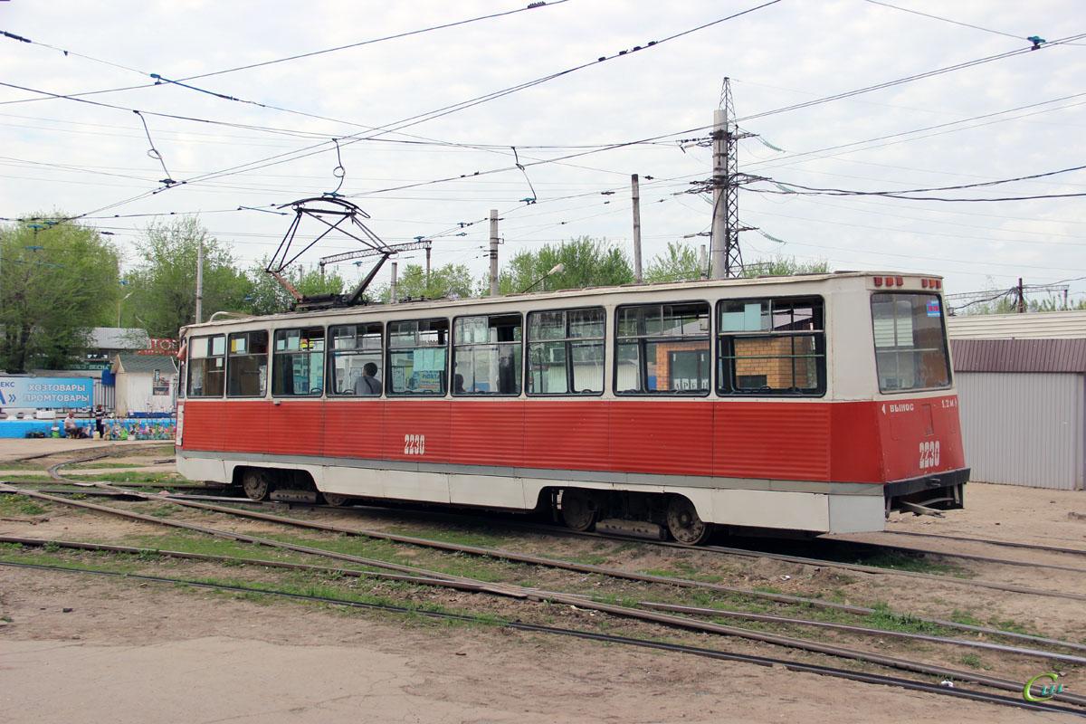 Саратов. 71-605 (КТМ-5) №2230