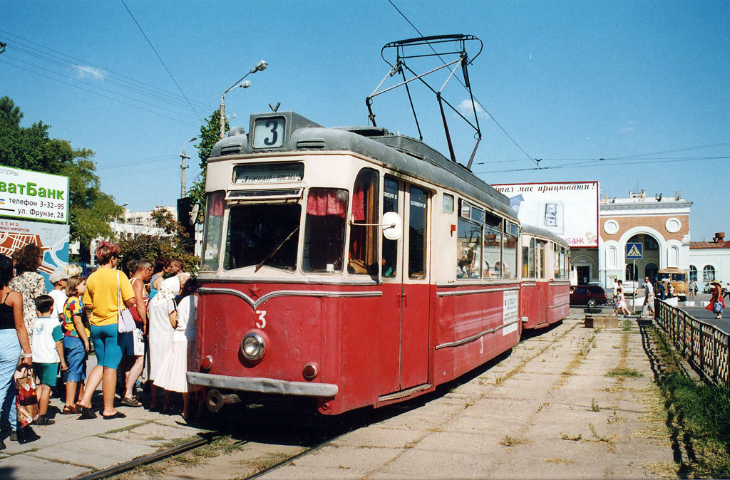 Евпатория. Gotha B57 №63, Gotha T57 №3