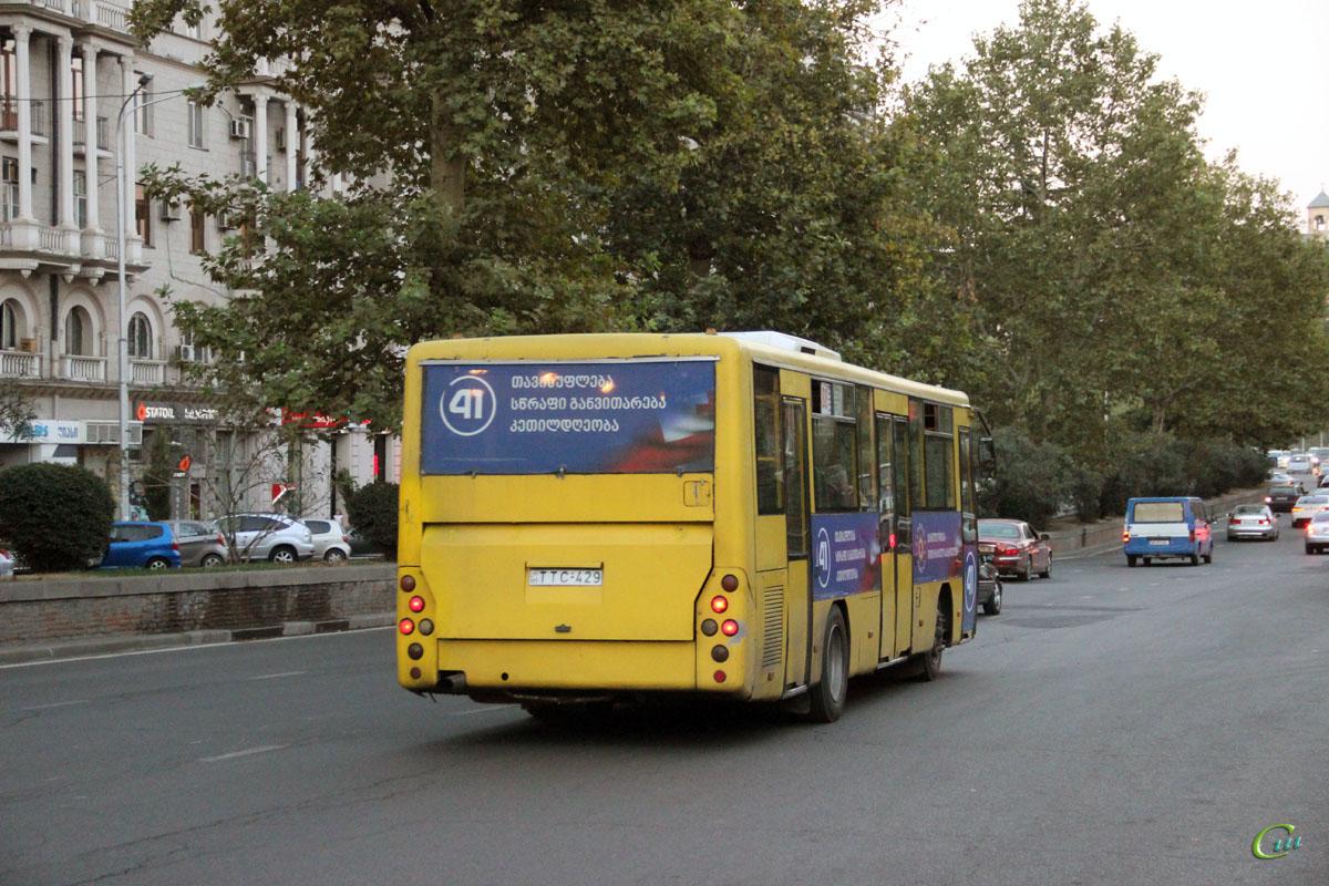 Тбилиси. Богдан А1445 TTC-429