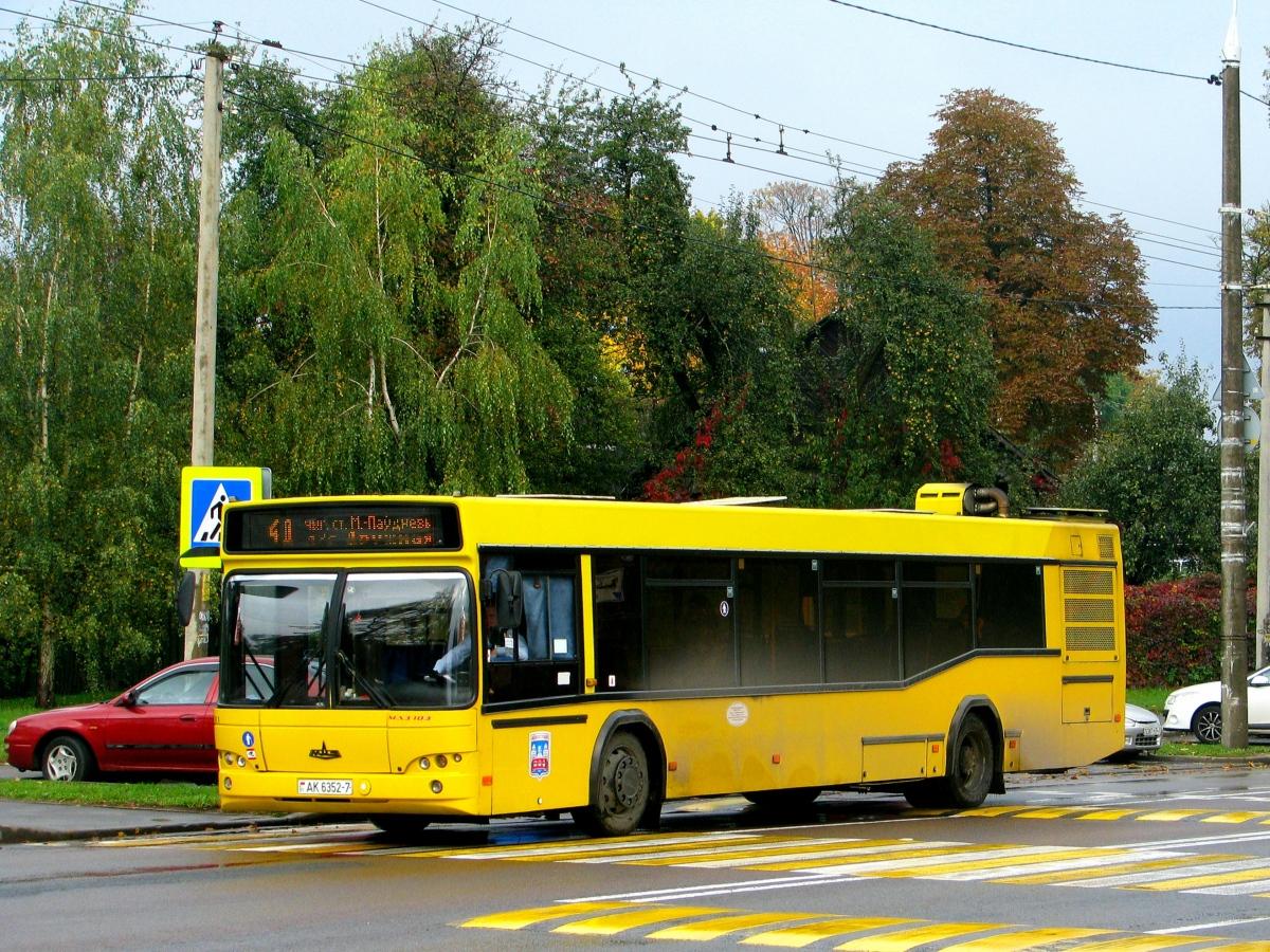 Минск. МАЗ-103.476 AK6352-7