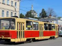 Орёл. Tatra T6B5 (Tatra T3M) №086