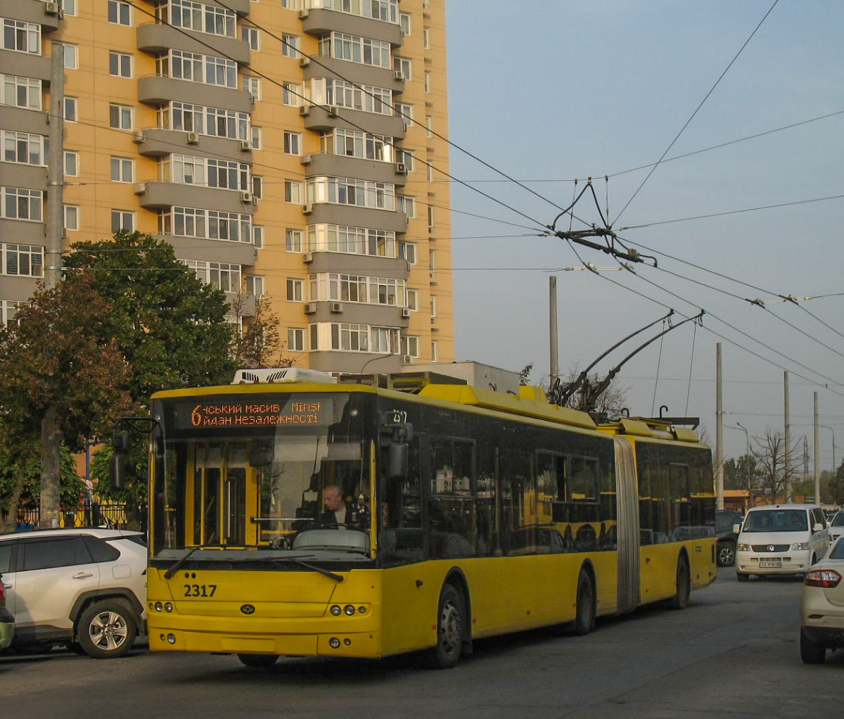 Киев. Богдан Т90110 №2317