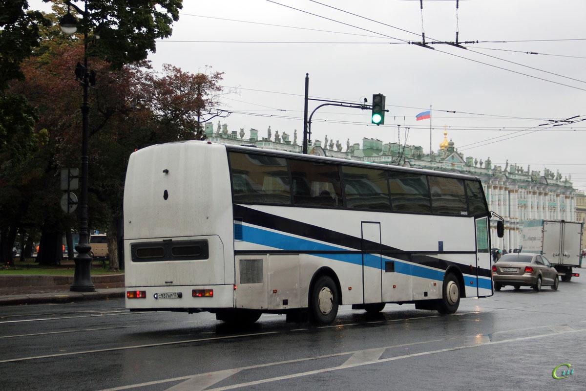 Санкт-Петербург. Berkhof Excellence 2000H с937ар