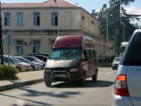 Батуми. Ford Transit DDQ-615