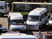 Батуми. Ford Transit HPH-922, Mercedes-Benz Sprinter BT-124-TB