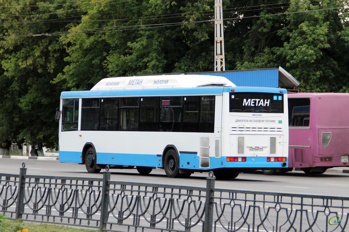 Белгород. НефАЗ-5299-30-31 (5299GN) н574мт