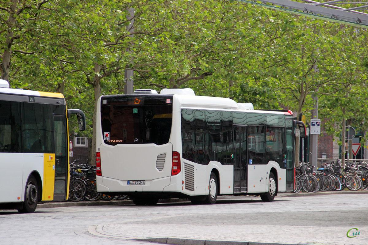 Бремен. Mercedes-Benz O530 Citaro LE Ü NI-VG 244