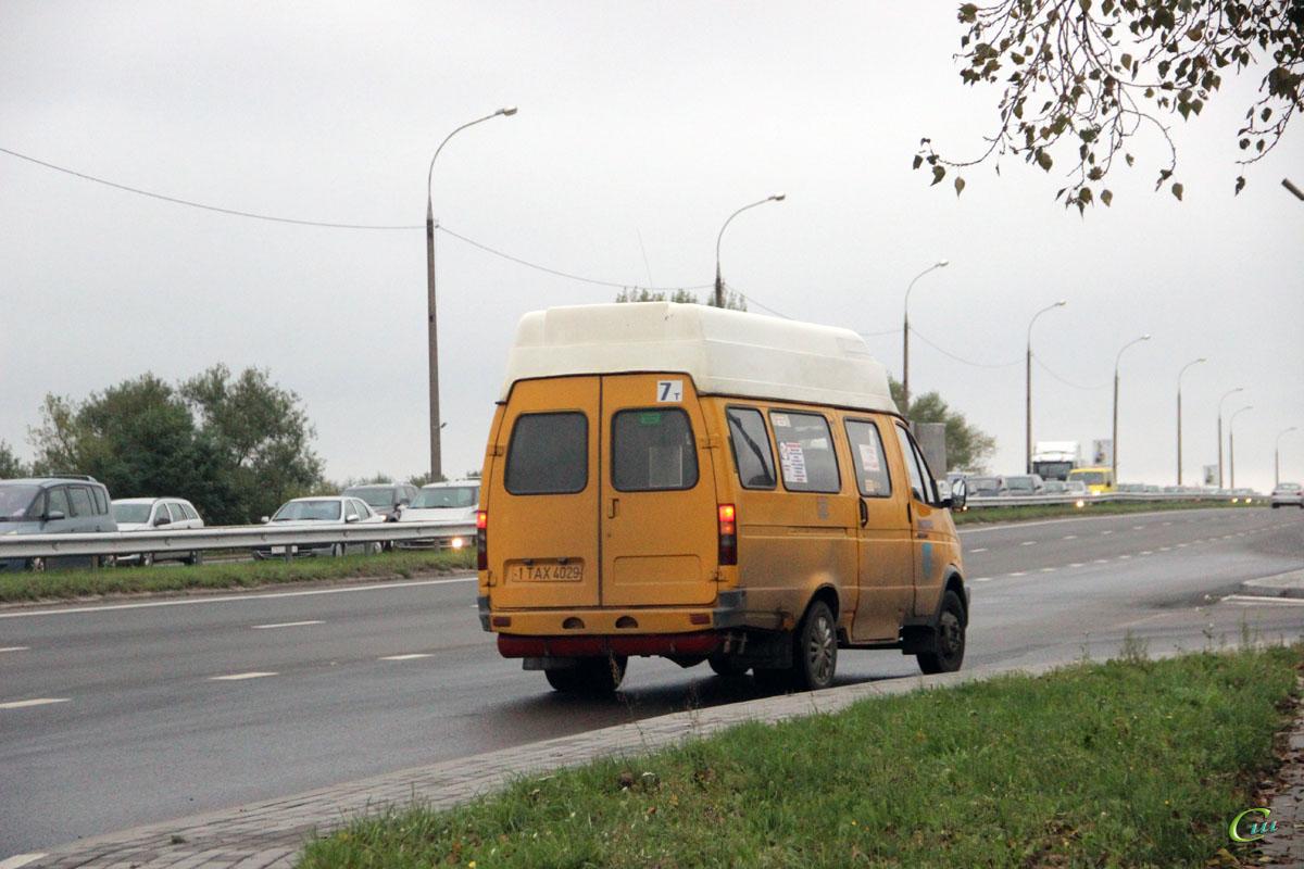 Брест. ГАЗель (все модификации) 1TAX4029