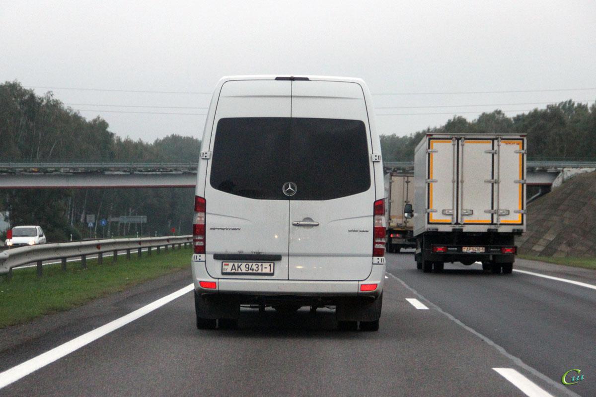Брест. Mercedes-Benz Sprinter 515CDI AK9431-1