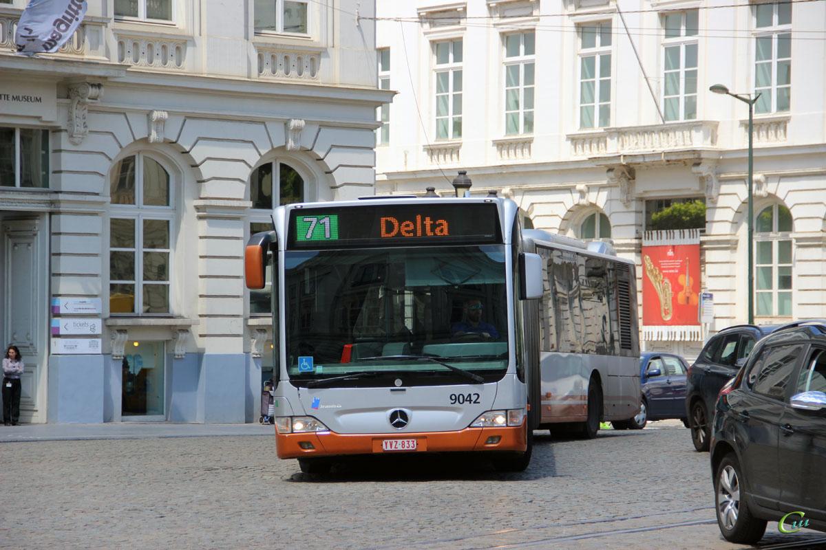Брюссель. Mercedes-Benz O530 Citaro G YVZ-833