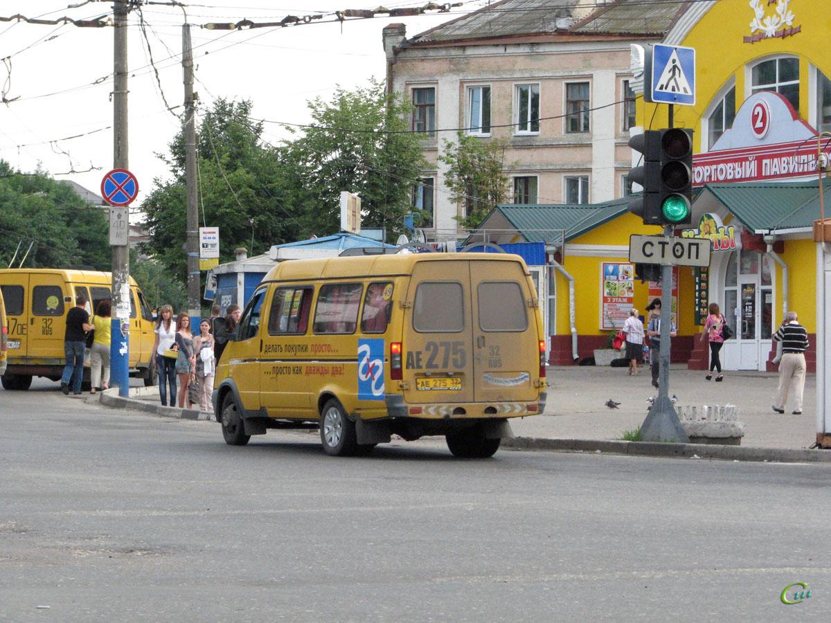 Брянск. ГАЗель (все модификации) ае275