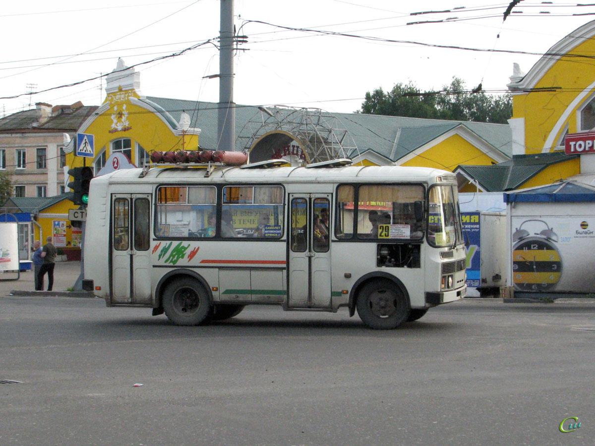 Брянск. ПАЗ-32054 а151тс