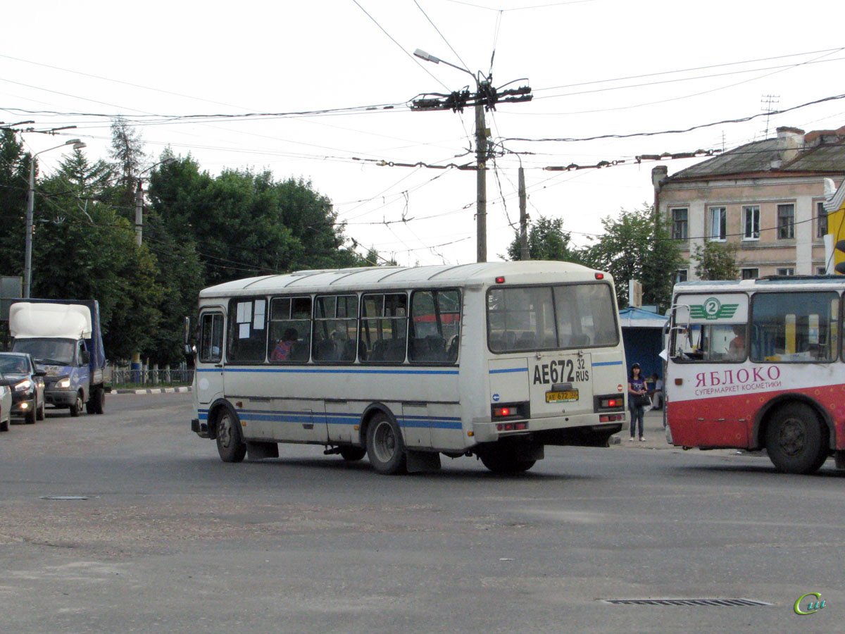Брянск. ПАЗ-4234 ае672