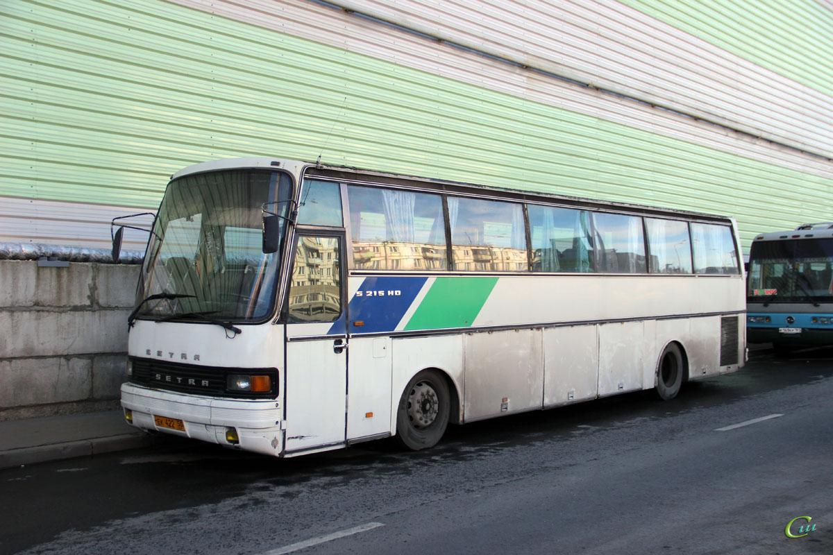 Москва. Setra S215HD ек422
