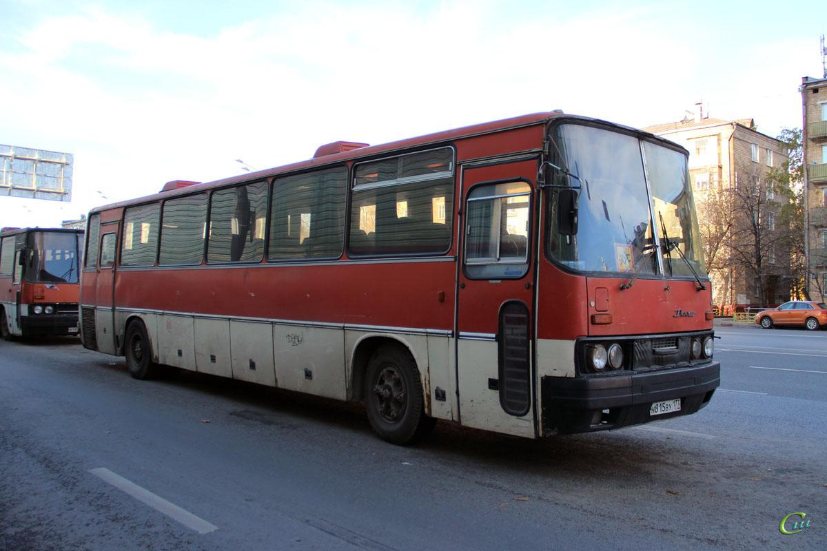 Москва. Ikarus 250.59 н815ву