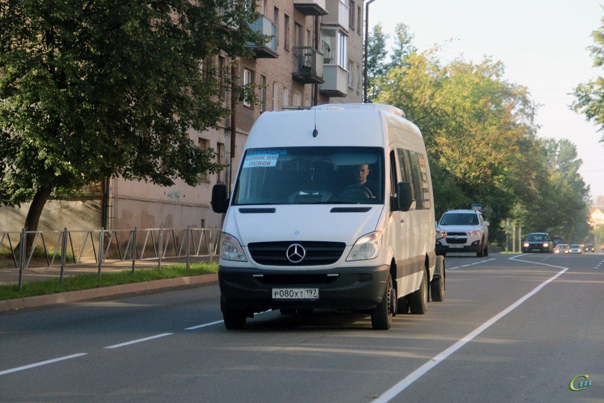 Великие Луки. Луидор-2236 (Mercedes-Benz Sprinter) р080хт