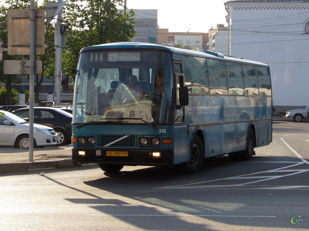 Великий Новгород. Berkhof Excellence 1000L ав102