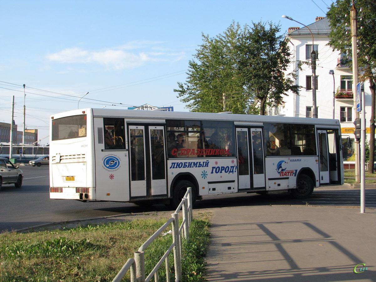 Великий Новгород. НефАЗ-5299-10-15 (5299BG) ае036