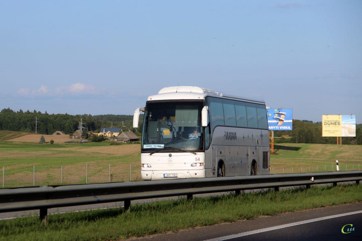 Вильнюс. Noge Touring Star JAD 782