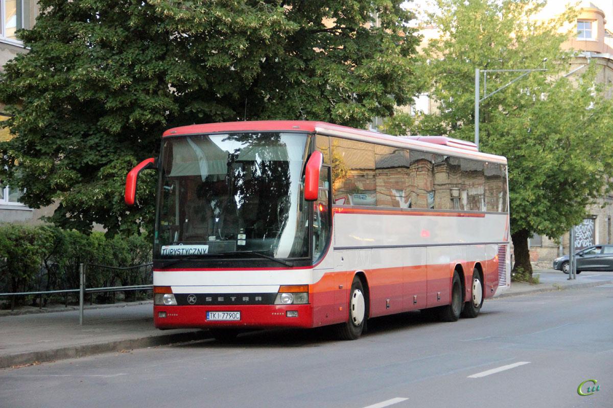 Вильнюс. Setra S317GT-HD TKI 7790C