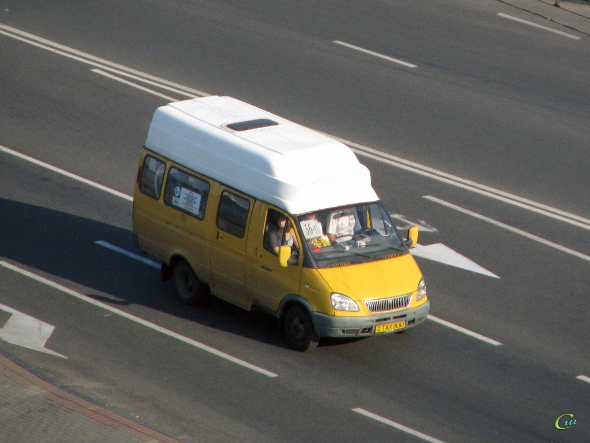 Витебск. ГАЗель (все модификации) 2TAX0680