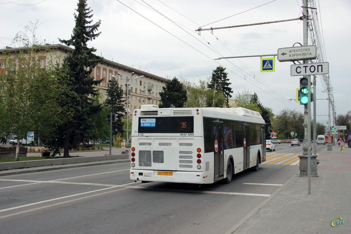 Волгоград. ЛиАЗ-5292.67 ао110